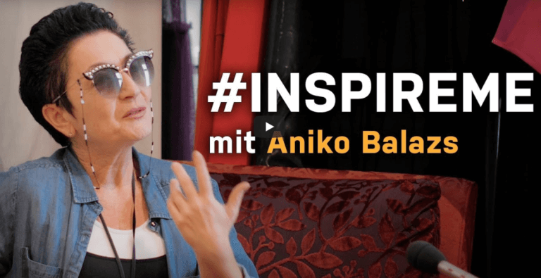 #inspireme: Interview with Aniko (in german)